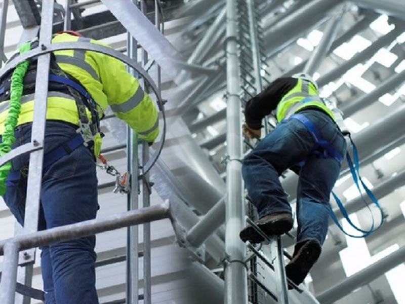Vertical Height Safety & Fall Prevention